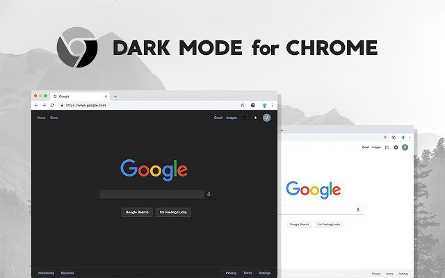 Google Chrome Dark Mode ora disponibile per macOS Mojave