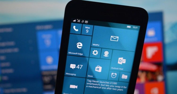Microsoft Releases Windows 10 Mobile Preview, Final Build Coming This December