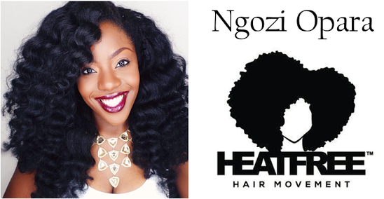 cofoundHER-intervjuer: Ngozi Opara fra Heat Free Hair Movement