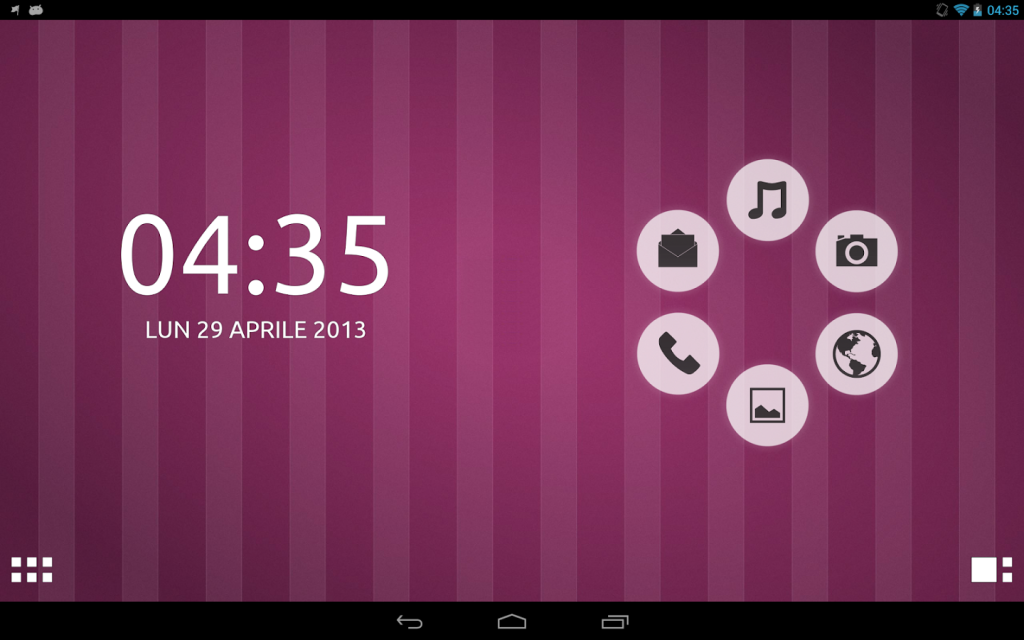 Best Ubuntu Themes for Android Phone