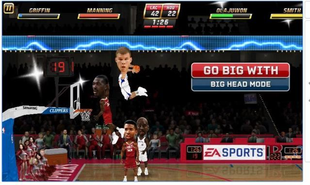 best basketball games android 2