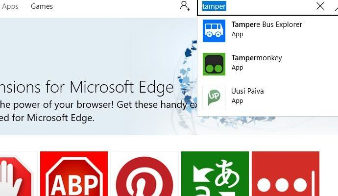 Herunterladen von YouTube-Videos im Microsoft Edge-Browser unter Windows 10 Phone, PC